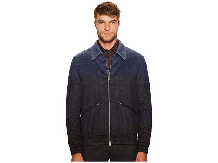 Etro Degrade Bomber Jacket Men's Coat