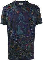 Etro Buddha print t-shirt