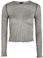 Topshop Chainmail Top