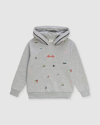 Carrément Beau Hooded Sweatshirt - Kids