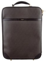 Saint Laurent Classic Monogram Suitcase