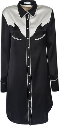 Paco Rabanne Long Shirt Dress