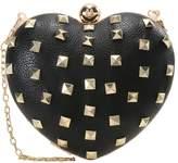 Only ONLLEX HEART BOX Clutch black