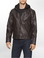 Calvin Klein Hooded Zip Jacket
