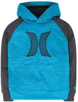 Hurley Boys 4-7 Colorblocked Fleece-Lined Space-Dyed Hoodie