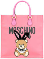Moschino Playboy teddy tote bag