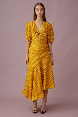 Keepsake PROMISES MIDI DRESS Marigold