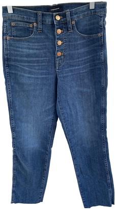 J.Crew Blue Denim - Jeans Trousers for Women