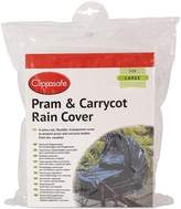 Clippasafe Universal Pram & Carrycot Raincover (Large)
