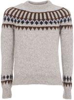 Ami Alexandre Mattiussi Ami Patterned Sweater