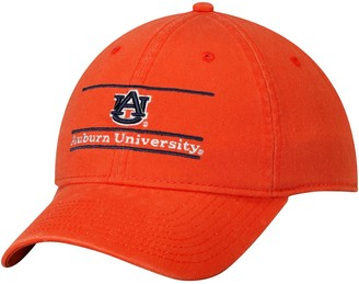 Men's The Game Orange Auburn Tigers Classic Bar Unstructured Adjustable Hat