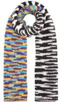Missoni Knitted alpaca-blend scarf