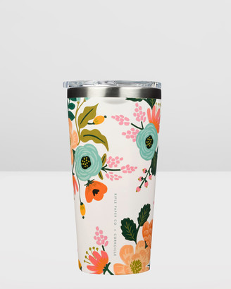 Corkcicle Insulated Stainless Steel Tumbler 475ml Rifle Paper