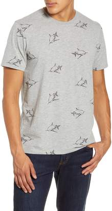 Bonobos Slim Fit Shark Toss T-Shirt