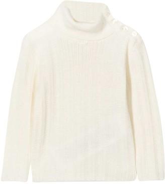 Gucci Cream Sweater