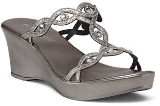 Made In Italy Evil Eye Wedges