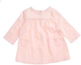 Aden Anais aden + anais Primrose Cotton Pocket Dress - Pink, Size 9-12m
