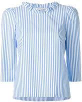 L'Autre Chose striped blouse - women - Cotton - 40