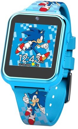 SEGA Sonic the Hedgehog iTime Interactive Smart Watch 40 MM