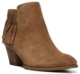 Franco Sarto Gerri Fringed Suede Ankle Boot