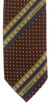 Moschino Silk Jacquard Tie