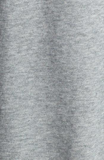 James Perse 'Vintage' Fleece Hoodie