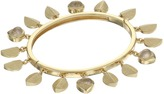 Cole Haan Shaky Metal and Stone Bangle