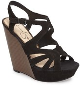Jessica Simpson Women's Brissah Wedge