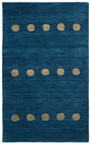 Safavieh Himalaya Collection HIM590 Rug, Blue, 3' X 5'
