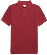 This is Not a Polo Shirt Faux Pocket Polo Shirt