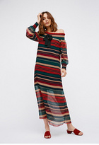 English Factory Womens BETWEEN THE LINES MAXI