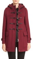 Burberry Women's 'Baysbrooke' Wool Duffle Coat