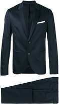 Neil Barrett formal suit - men - Cotton/Polyester/Spandex/Elastane/Viscose - 48