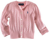 Ralph Lauren Childrenswear Long Sleeved Cardigan