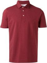 Brunello Cucinelli short-sleeve polo shirt - men - Cotton - L