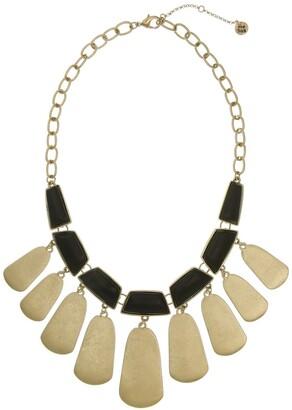 The Sak Onyx Stone Statement Necklace