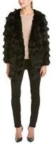 La Fiorentina Fluffy Coat.
