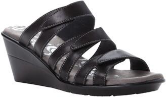 Propet Lexie Wedge Slide Sandal