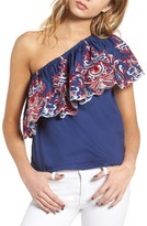 Parker Women's Reba One-Shoulder Top