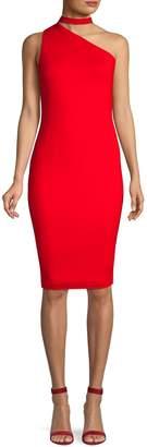 Bailey 44 Choker Bodycon Dress
