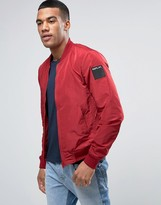 Replay Lightweight Bomber Jacket