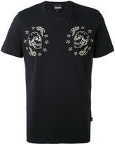 Just Cavalli skull print T-shirt - men - Cotton - S