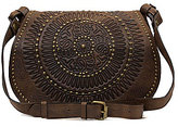 Patricia Nash Distressed Vintage Collection Luciana Saddle Bag