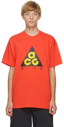Nike ACG Red ACG Graphic T-Shirt