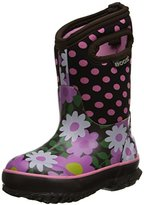 Bogs Classic Flower Dot Waterproof Rain Boot (Toddler/Little Kid/Big Kid)