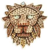 Heidi Daus Lion Pin