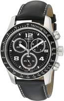 Tissot Men's T0394171605700 V8 Chronograph Dial Watch