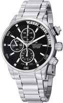 Maurice Lacroix Men's Pontos Chronograph Dial Watch