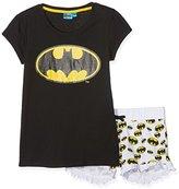 DC Comics Girl's Batman Pyjama Sets