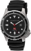Momentum 1M-DV44B1B Men's Torpedo PRO Sport Wrist Watches
